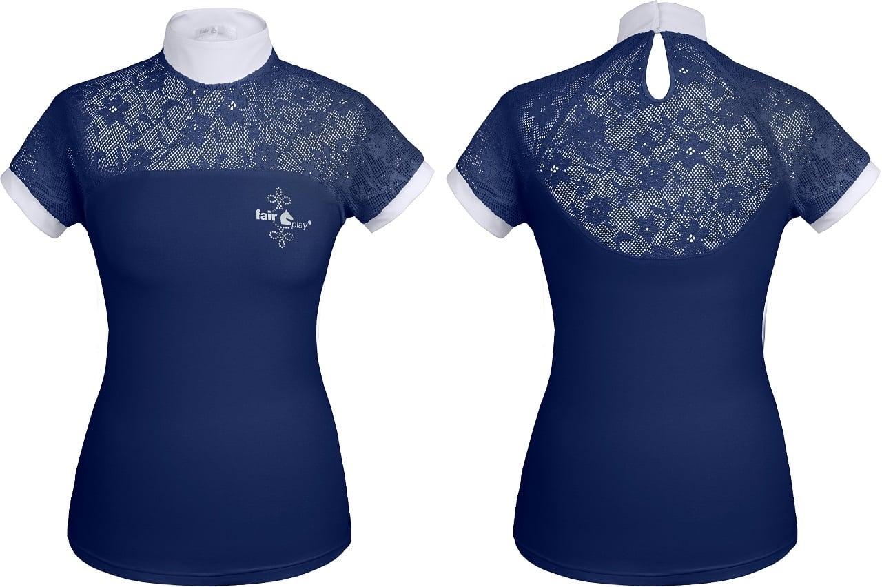 Koszulka konkursowa Fair Play Lucia Sklep jeździecki